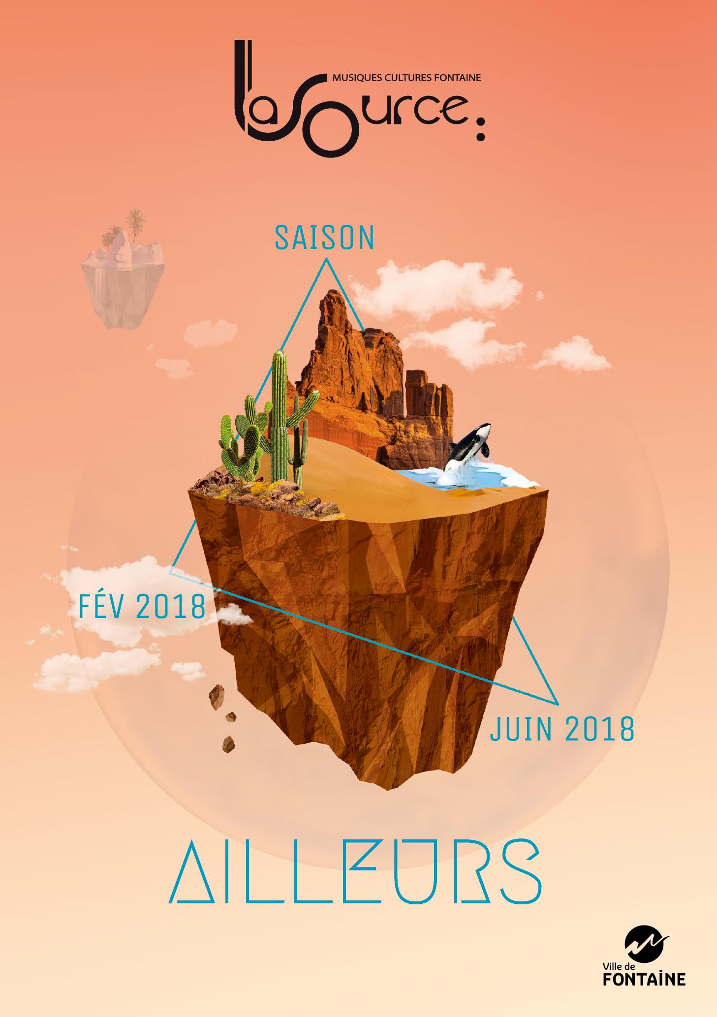 Présentation de saison, La Source