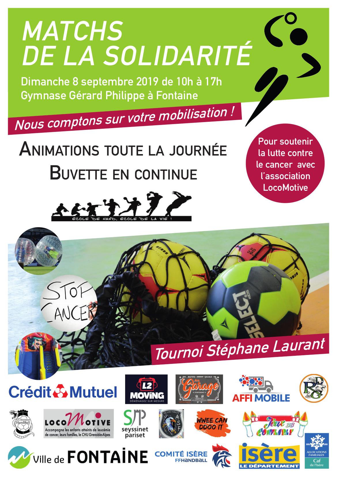 Tournoi solidaire