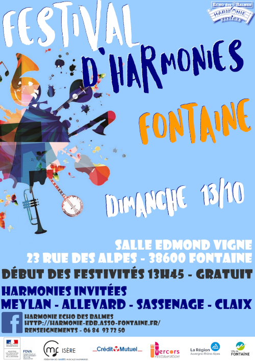 Festival d'harmonies