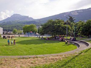 Parc Jean Moulin
