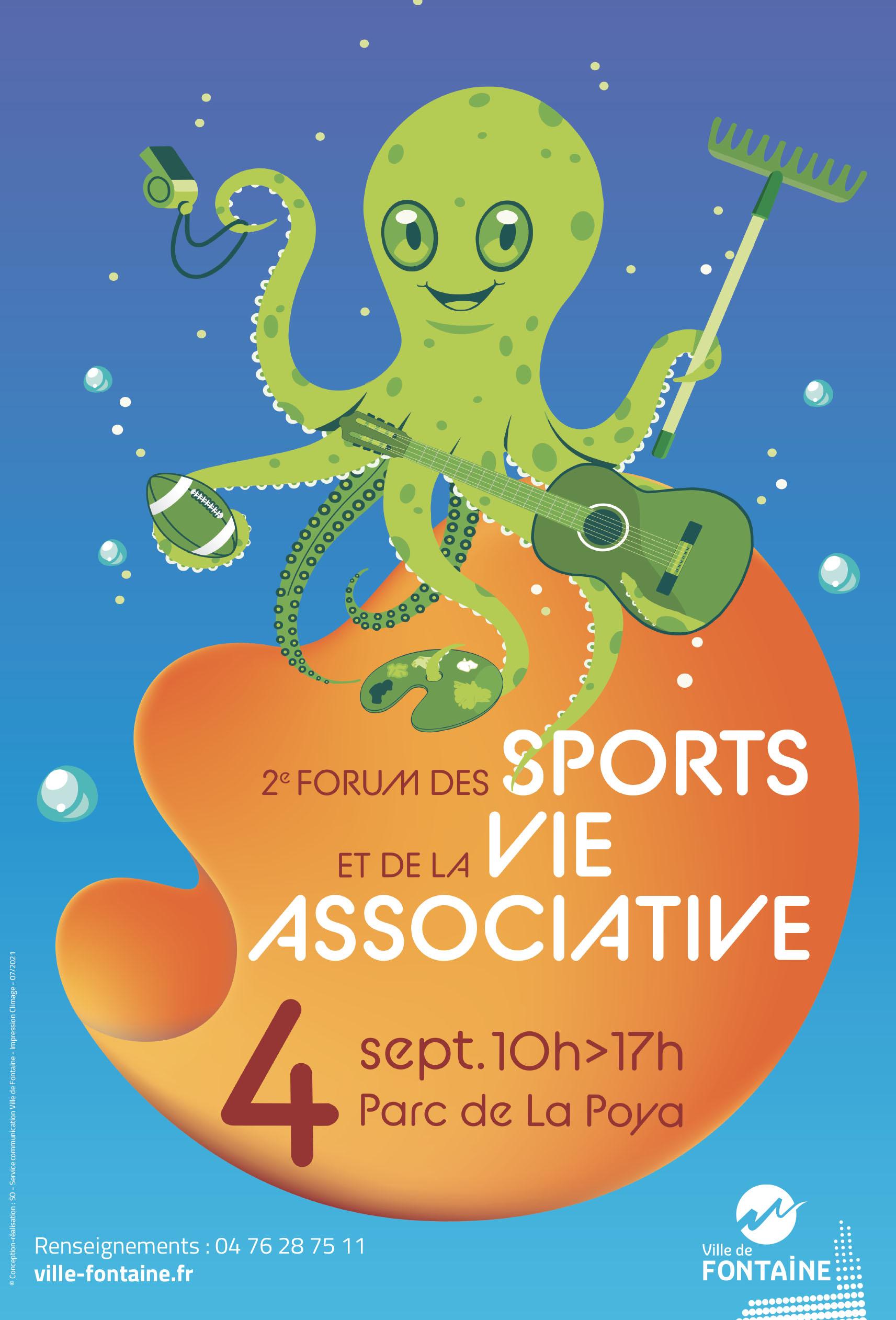 Forum des sports et de la vie associative