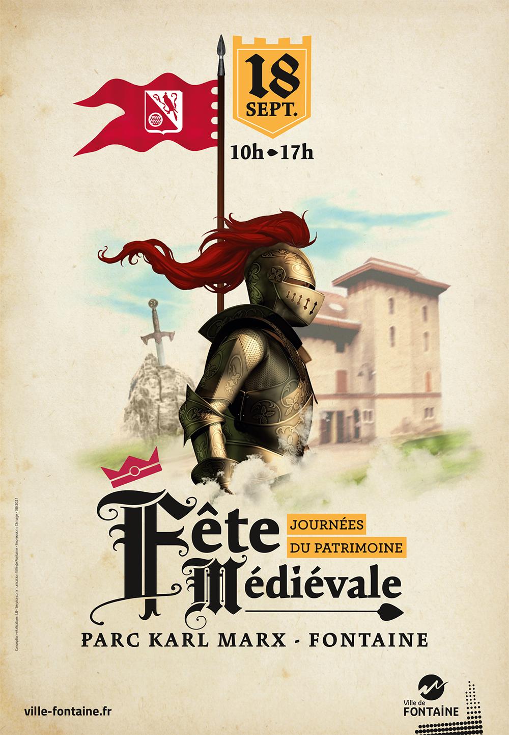 Fête médiévale et journées du patrimoine